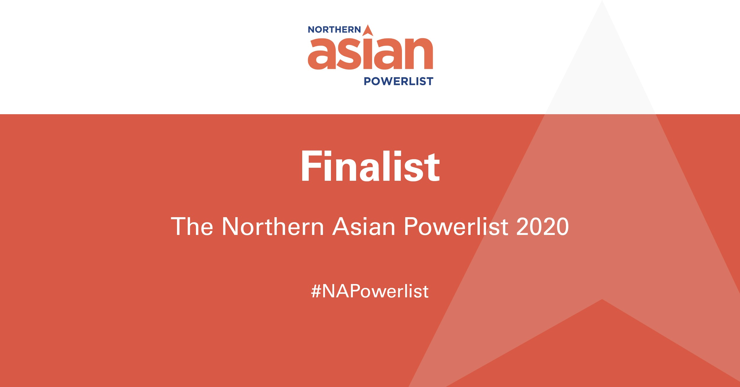 Northern Asian Powelist - Finalist