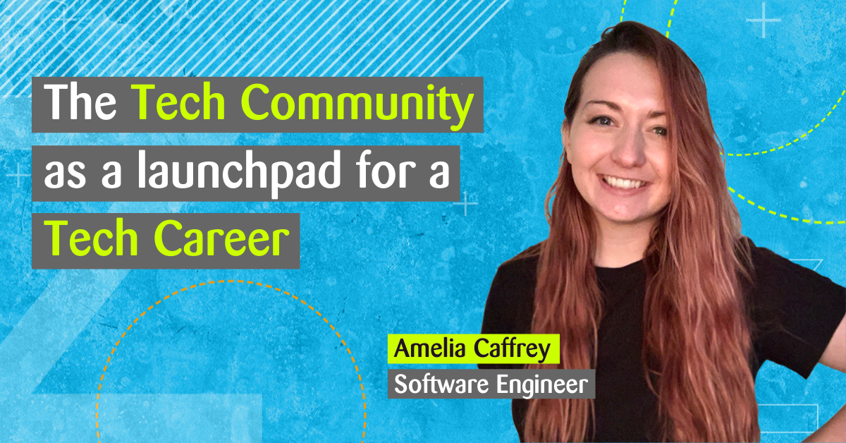 Amelia Caffrey, Software Engineer