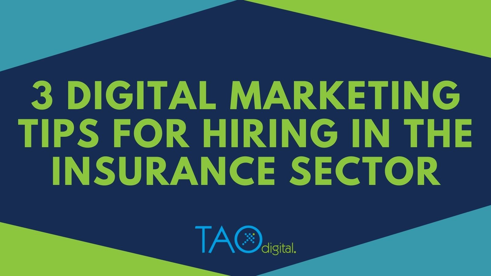 digital marketing for insurance sector