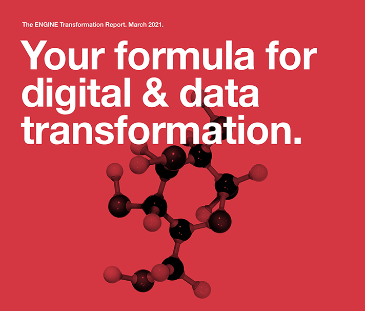 Your formula for digital & data transformation