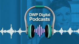 DWP Digital podcasts